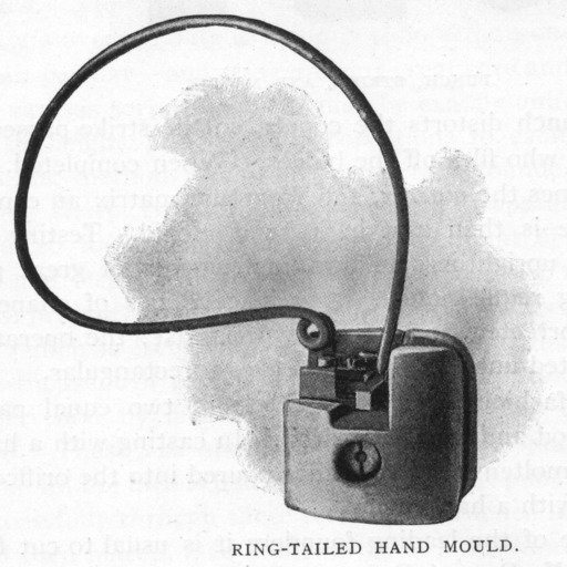 image link-to-southward-powell-joyner-practical-printing-1911-vol-1-0600grey-0086-ring-tailed-type-casting-hand-mold-sf0.jpg
