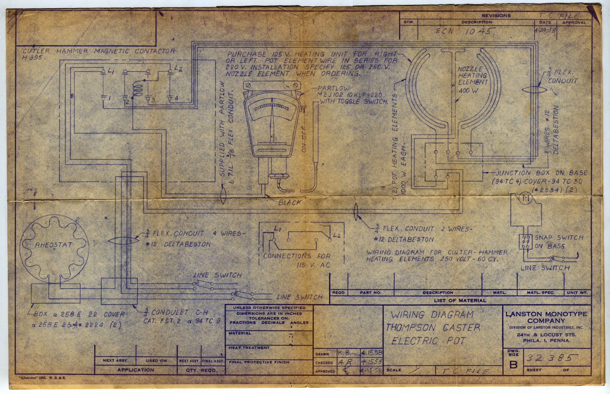 85 258 Wiring Diagram And Schematics New Dryer Ecn Electrical Forums Carburator 1983 Cj7 Auto Source The Icon Above Left Links To A Pdf Format With Jpeg Image Inside Version Of