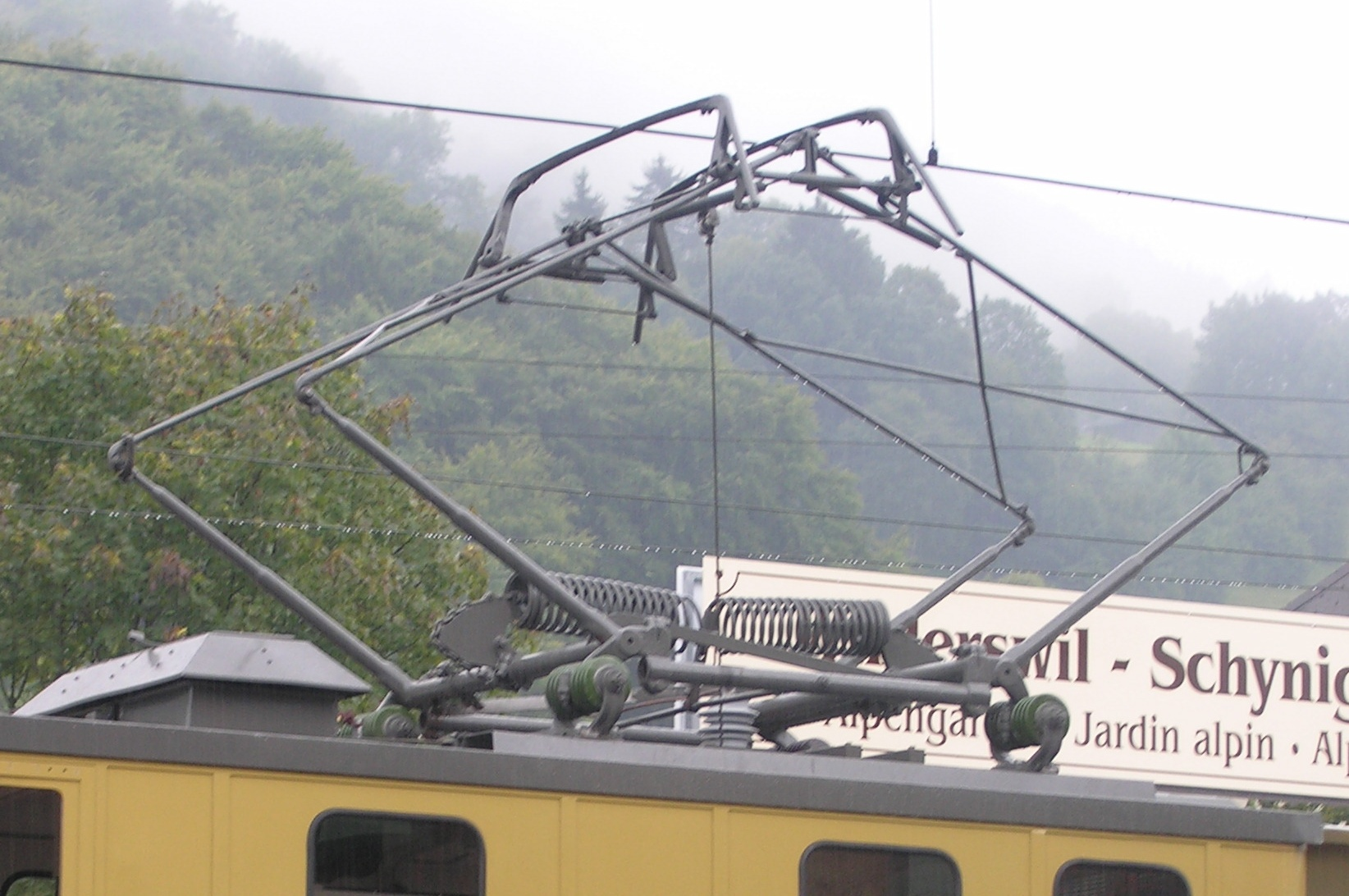 The Pantograph In Context